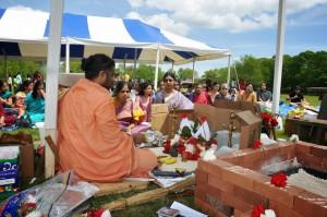 Maha Ganapati Homam 05-19-2013