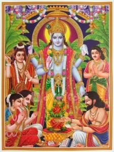 Pournami: Satyanarayana Swamy Pooja